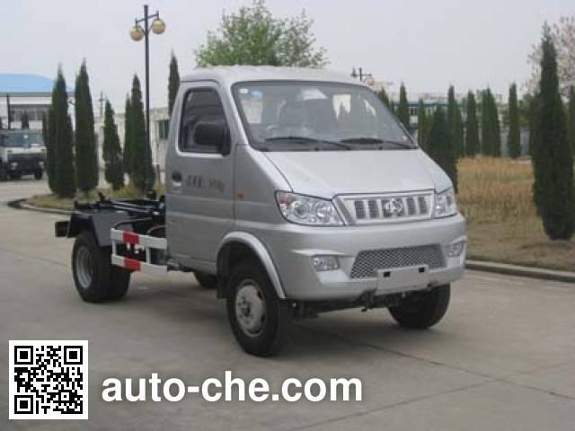 Qite JTZ5030ZXX detachable body garbage truck