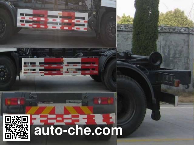 Qite JTZ5160ZXXDFL5 detachable body garbage truck