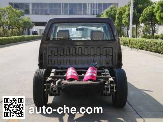 JMC JX1030TSD5 pickup truck chassis