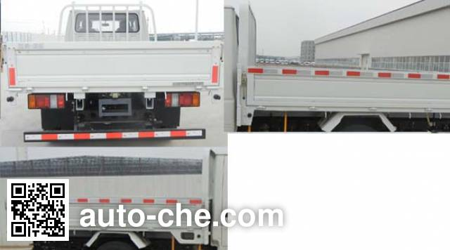 JMC JX1041TSCA24 cargo truck