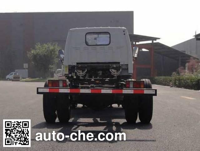 JMC JX1061TG24BEV electric truck chassis