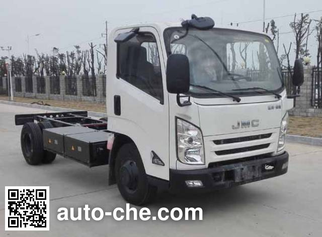 JMC JX1063TG23BEV electric truck chassis