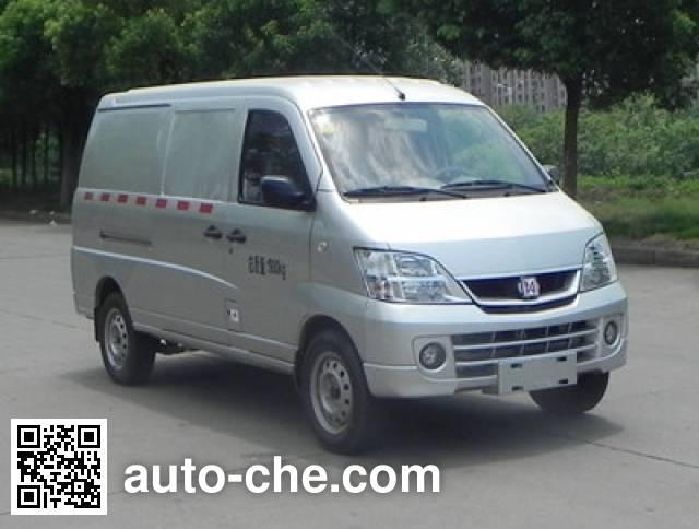 JMC JX5022XXYMEV electric cargo van