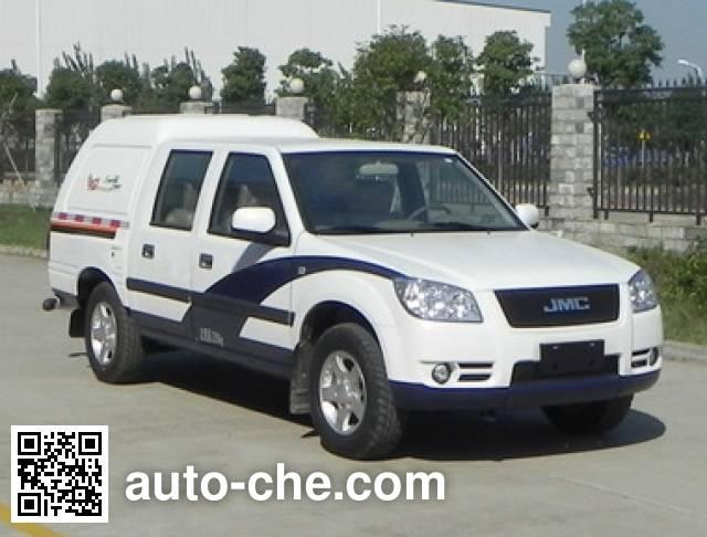 JMC JX5024XJQZS5 police working dog transport truck