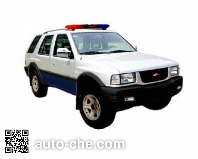 JMC JX5026XQCD prisoner transport vehicle