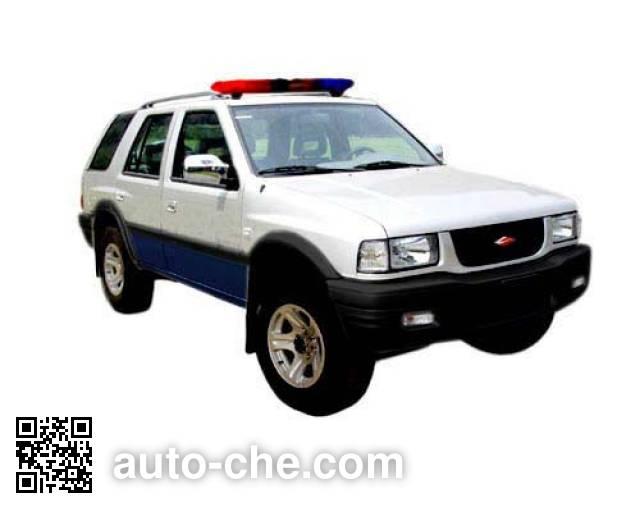 JMC JX5027XQC prisoner transport vehicle
