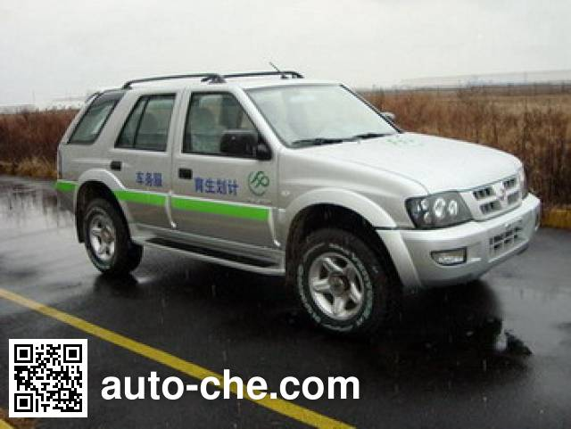JMC JX5032XJHS family planning vehicle
