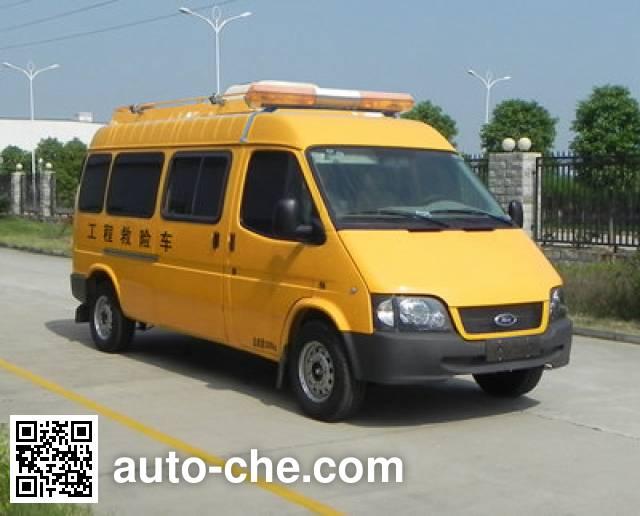 JMC Ford Transit JX5035XXHZK Breakdown vehicle on JX6541PA-M5