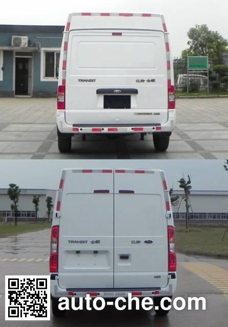 江铃全顺牌JX5039XLCMB冷藏车