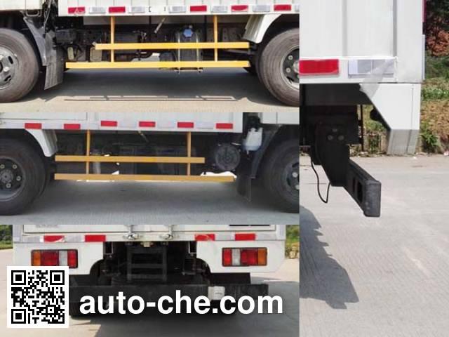 JMC JX5040XXYXCC2 box van truck