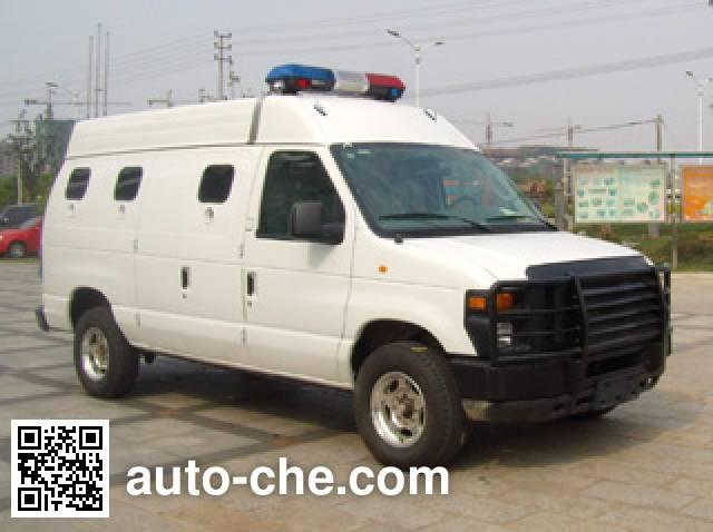 JMC JX5040XYBZ1 troop carrying vehicle