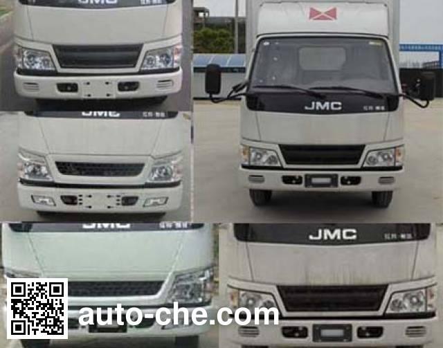 JMC JX5044XBWXG2 insulated box van truck