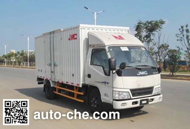 JMC JX5044XXYXGV2 box van truck