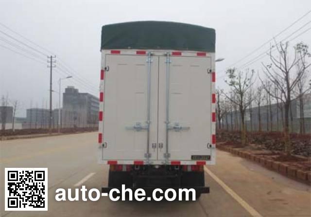 JMC JX5045CPYXG2 soft top box van truck