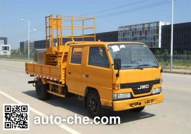 JMC JX5045JGKXSG2 aerial work platform truck