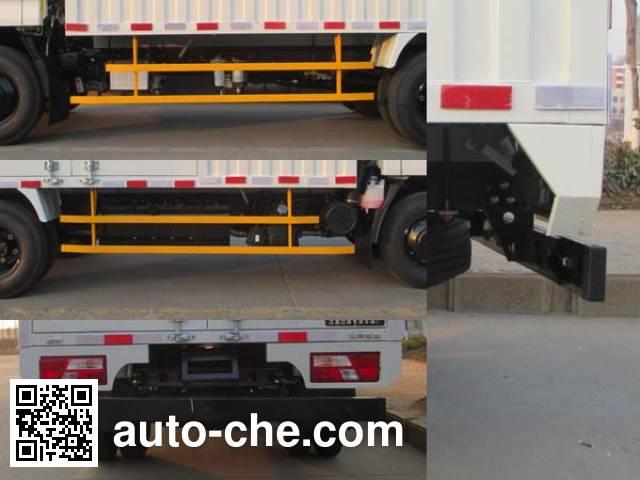 JMC JX5047XXYXGD2 box van truck