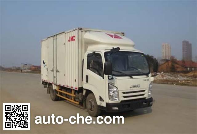 JMC JX5047XXYXGE2 box van truck