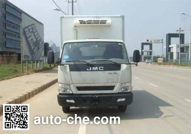 江铃牌JX5048XLCXG2冷藏车