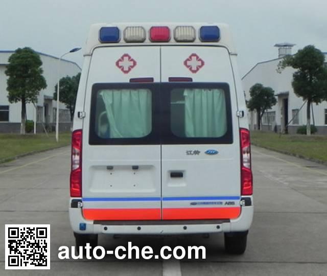 JMC JX5049XJHMKJ ambulance
