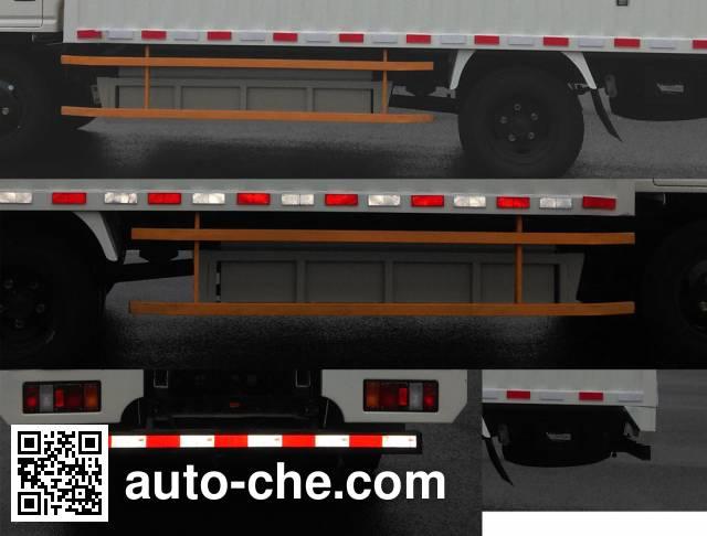 JMC JX5061XXYTG24BEV electric cargo van