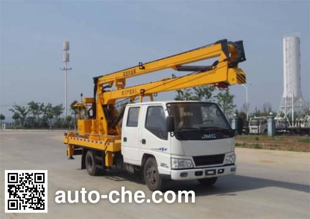 JMC JX5064JGKXSGA2 aerial work platform truck