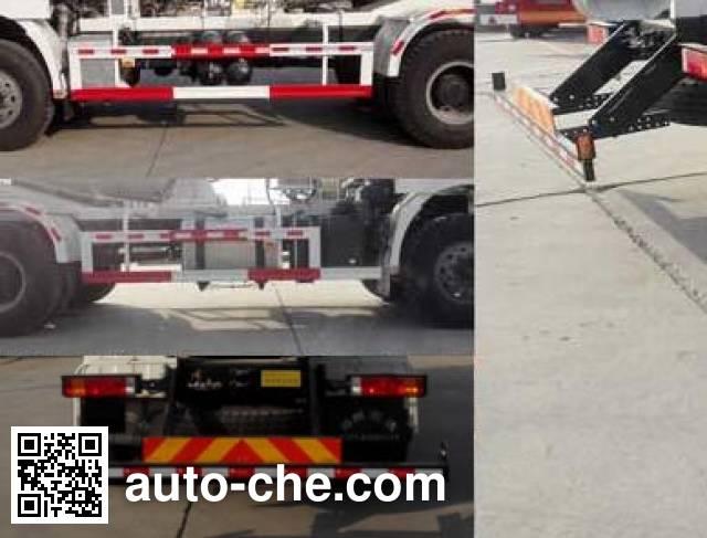 Yindun JYC5250GJBSX12 concrete mixer truck