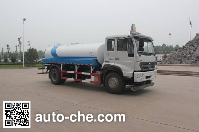 Luye JYJ5161GSSE sprinkler machine (water tank truck)