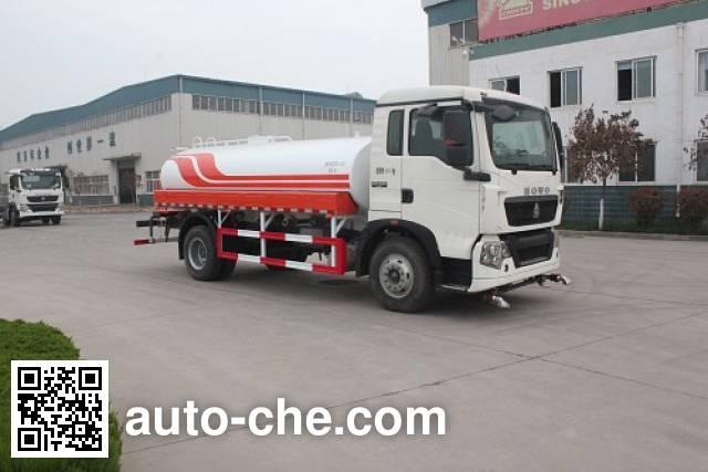 Luye JYJ5167GSSE sprinkler machine (water tank truck)