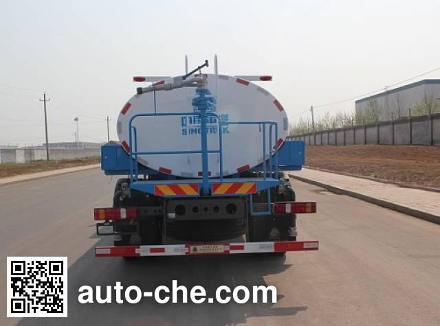 Luye JYJ5167GSSD sprinkler machine (water tank truck)