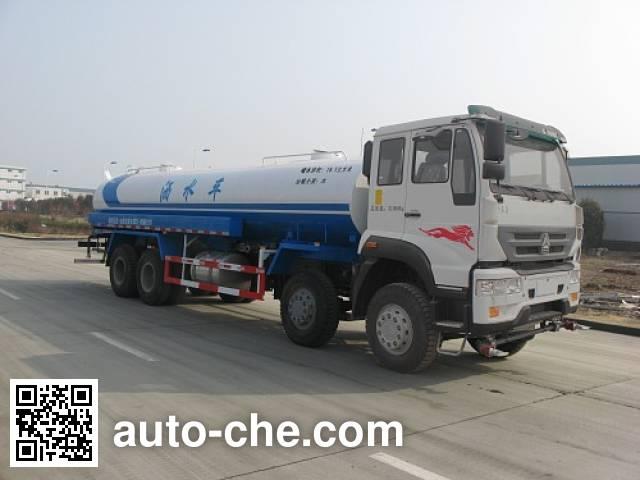 Luye JYJ5311GSSD sprinkler machine (water tank truck)