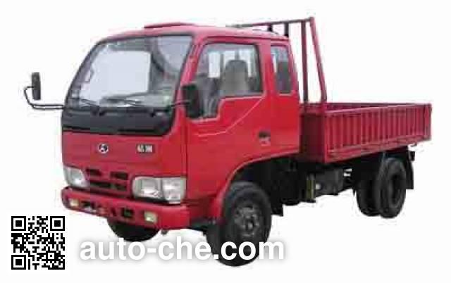 桔洲牌JZ1610P低速货车