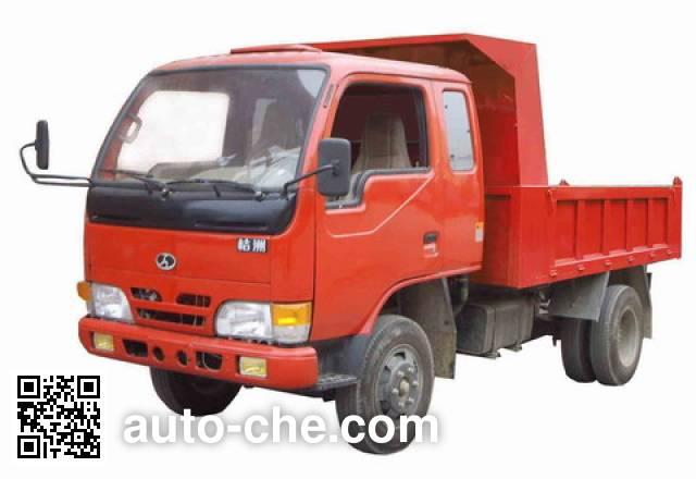 桔洲牌JZ2510PD-1自卸低速货车