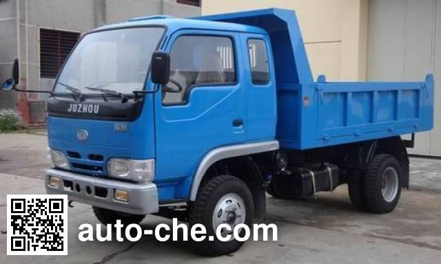 桔洲牌JZ2810PD-I自卸低速货车