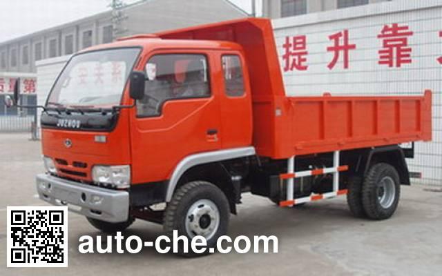 桔洲牌JZ2815PD自卸低速货车