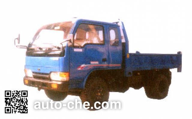 桔洲牌JZ4010PD自卸低速货车