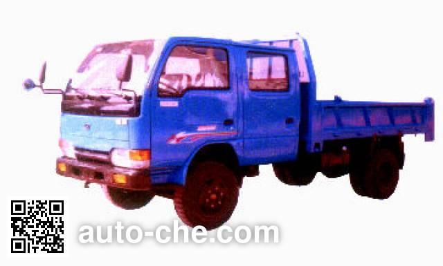 桔洲牌JZ4010W低速货车