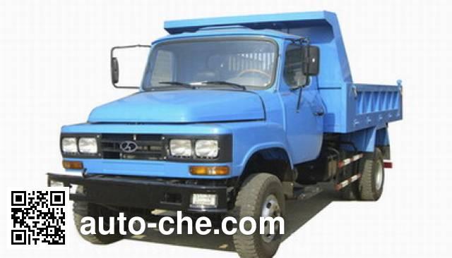 Jiezhou JZ5815CD-IN low-speed dump truck