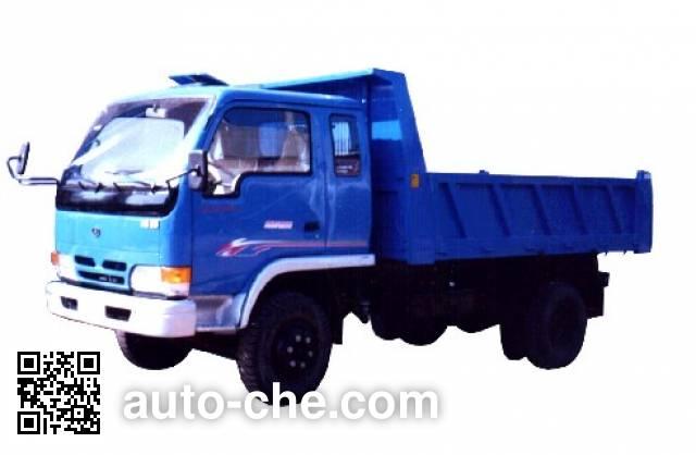 桔洲牌JZ5815PD-Ⅰ自卸低速货车