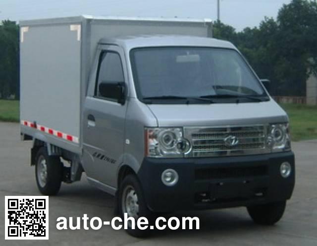 康迪牌KD5022XXYBEV纯电动厢式运输车