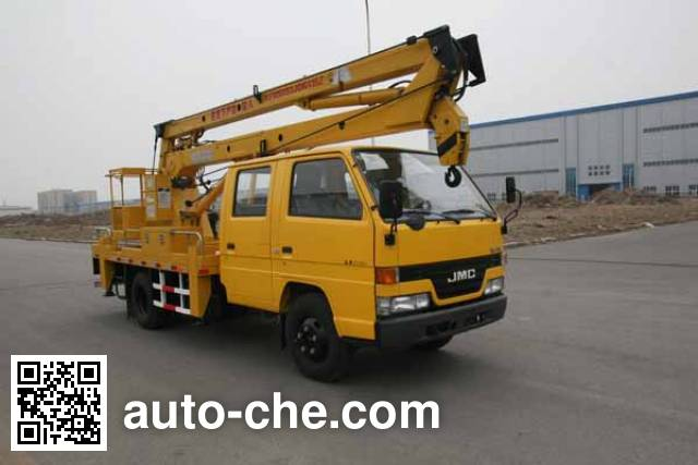 North Traffic Kaifan KFM5052JGK415Z aerial work platform truck