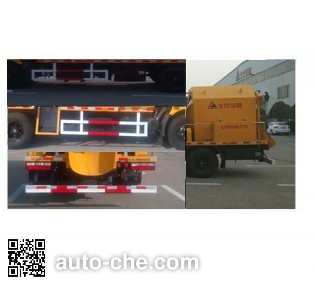North Traffic Kaifan KFM5086TYH pavement maintenance truck
