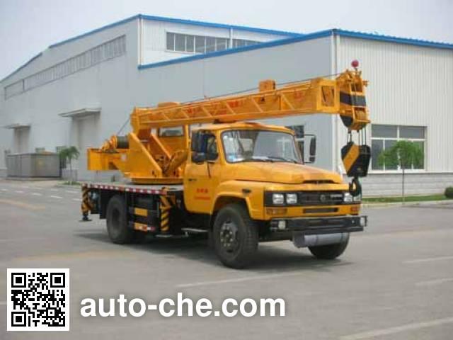 North Traffic Kaifan KFM5110JQZ8F2 truck crane