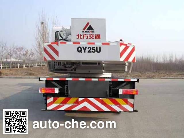 North Traffic Kaifan KFM5300JQZ25U1 truck crane