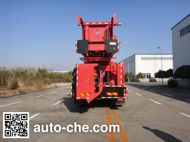 North Traffic Kaifan KFM5490TZJ drilling rig vehicle