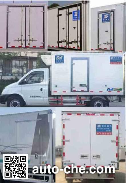 康飞牌KFT5040XLC52冷藏车