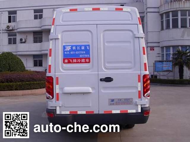 康飞牌KFT5041XLC48冷藏车