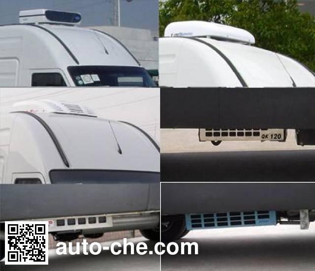 康飞牌KFT5041XLC4B冷藏车