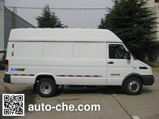 康飞牌KFT5041XLC4E冷藏车
