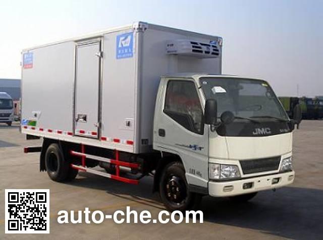 康飞牌KFT5042XLC47冷藏车