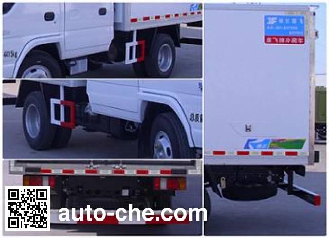 康飞牌KFT5043XLC41冷藏车